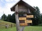 Biškopības muzejs ar lauka ekspozīciju izvietojies uz Tauragnas upītes krasta. 1