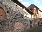 Interesanti veidotā pilssienu struktūra. Gedimina laikos pils bija ne tikai Lietuvas politiskais centrs, bet arī valsts aizsardzības kompleksa daļa 8