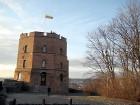 Gediminas pils tornī tagad ir ierīkots muzejs, kurā var iepazīties ar XIV - XVII gadsimta Lietuvas vēsturi 10