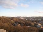 Skats uz Viļņas pilsētas zaļo zonu 16