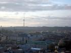 Skats uz Viļņas pilsētu un TV torni 19