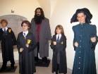 Harijs Poters ar saviem kolēģiem 9