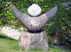 Vilnoja akmens skulptūru parks atrodas netālu no Lietuvas galvaspilsētas Viļņas, Suderves pilsētā (M. Zdziechovskio iela 27) 1