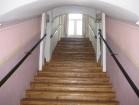 Bistrampolio muižā pēc restaurācijas orģinālas ir saglabājušās tikai trepes 2
