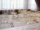 Skaisti klātais galda vēsta par galda kultūru 15