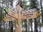 1,8 km garā izzināšanas taka ierīkota Nidas ciemata dienvidu daļā 2
