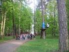 Piedzīvojumu parka teritoriju var kā līdzjutējs apmeklēt ikviens interesents 11