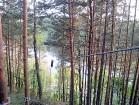 ...braucienā pāri Nemūnas upei. Garākais pārbauciens - 400 metri 14