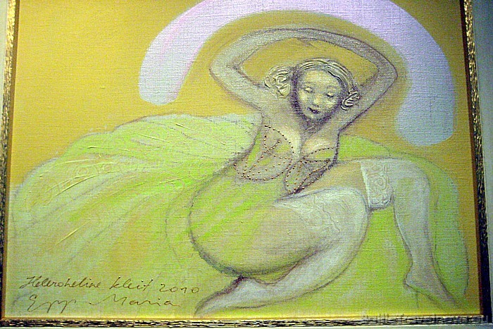 Epp Maria Galerija ir ģimenes galerija, kas atrodas Hāpsalu, nelielā gleznainā Igaunijas mazpilsētā