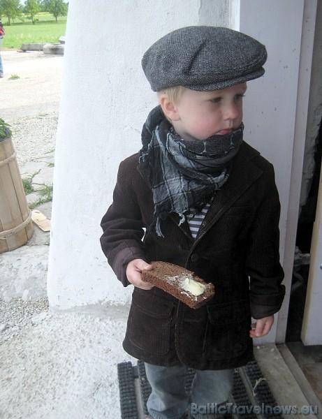 Kas var būt gardāks par pašu ceptu maizīti?