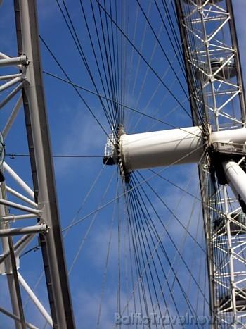 Vairāk informācijas par panorāmas ratu London Eye iespējams atrast interneta vietnē www.londoneye.com Foto: picspack/mh-w