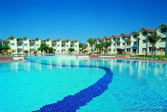 Kopumā viesnīcā pieejami 333 numuri  Foto: Salamis Bay Conti Hotel