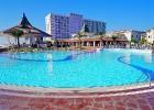 Viesnīca atrodas astoņu kilometru attālumā no Famagustas kūrorta  Foto: Salamis Bay Conti Hotel 2