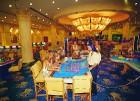 Viesnīcā Salamis Bay Conti ir arī kazino  Foto: Salamis Bay Conti Hotel 11