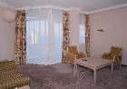 Viesnīcas Salamis Bay Conti standarta numurs  Foto: Salamis Bay Conti Hotel 16