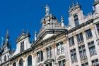 Senā un skaistā Brisele mūsdienās ir vairāku starptautisku organizāciju, tostarp ES un NATO, galvaspilsēta Foto: Copyright of the Belgian Tourist Off 2
