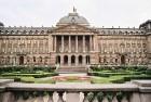 Viens no ievērojamākajiem apskates objektiem Briselē ir karaliskā pils Palais Royal - tā ir Beļģijas karaliskās ģimenes rezidence Foto: Copyright of  3