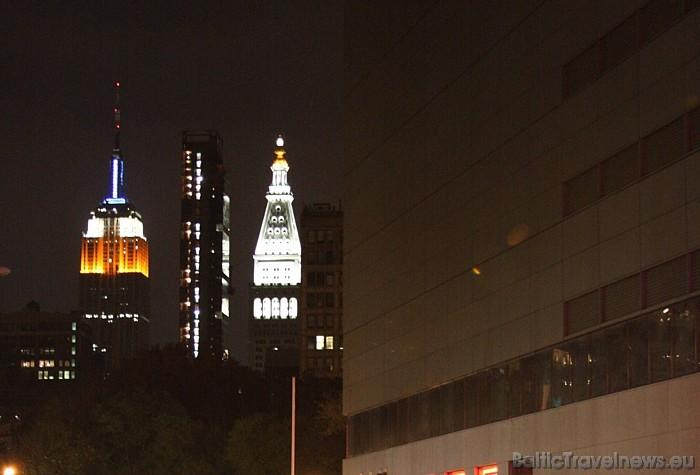 Naksnīgā Ņujorka daudziem ir pievilcīga tieši daudzo izklaides iespēju dēļ Foto: www.nycgo.com/Ben Dwork