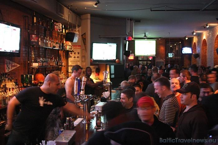 Vairāk informācijas par tūrisma iespējām Ņujorkā iespējams atrast interneta vietnē www.nycgo.com Foto: www.nycgo.com/Ben Dwork