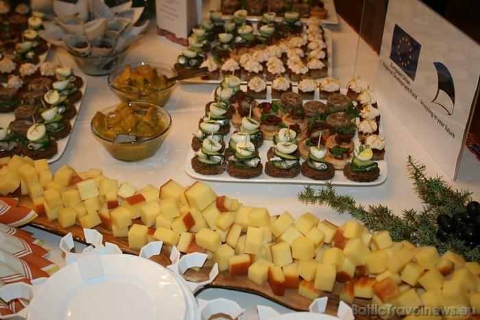 10.02.2011 Igaunijas vēstniecībā notika pasākums, kurā tika prezentēti Dienvidigaunijas reģioni un tūrisma piedāvājumi, kā arī Sāremā salas kulinārie