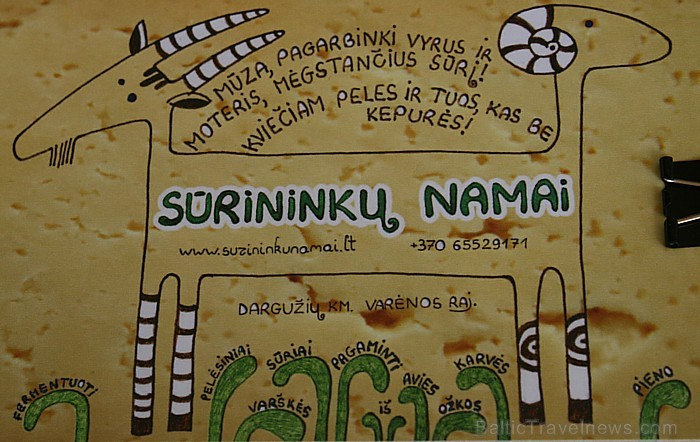Vairāk informācijas par Siernieku namu: www.surininkunamai.lt