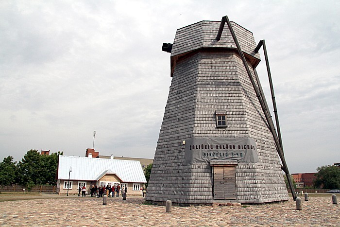 Žaļūķu dziernavnieka viensēta - ciema ainavas akcents un lietuviešu tradicionālo tautas vērtību kopšanas centrs
