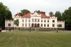 Rokišķu muiža atrodas Lietuvas pilsētā Rokišķi 1
