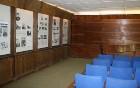 Pirmajā ēkā izveidota vēsturiska ekspozīcija, kas saistīta ar M.K.Čurļoņa dzīvi un ģimeni 3