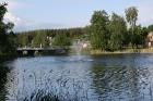 Veisieju pilsēta atrodas uz Ančas ezera pussalas 9
