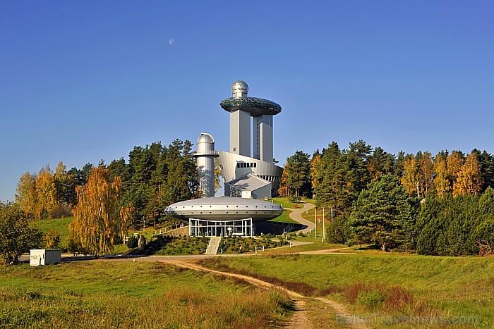 Lietuvas etnokosmoloģijas muzejs ir pirmais un vienīgais šāda tipa muzejs pasaulē