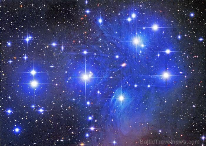 Šeit var ieraudzīt augstas kvalitātes visdažādākos Visuma attēlus no spilgtākajām mūsu planētas iezīmēm līdz tālākajām galaktikām