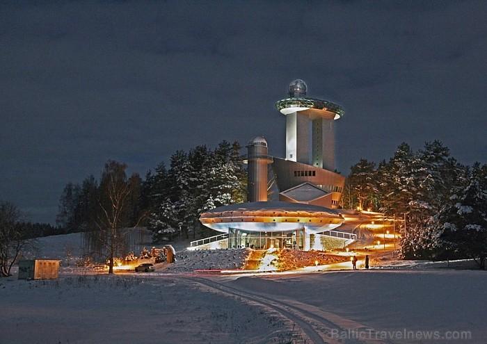 Lietuvas etnokosmoloģijas muzejā - kalendāri, astronomija, kosmonautika, ārpuszemes dzīvības meklējumi, nākotnes iespējas. Vairāk: www.cosmos.lt