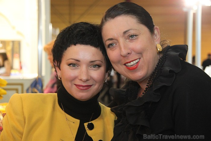 Tūrisma izstādes «Balttour 2012» fotohronika - ceļotāju paradīze un neaizmirsti vinnēt līdz 22.02 īstus 300 eiro savam ceļojumam - www.travelcard.lv