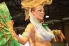 Skaistumkopšanas izstādes «Baltic Beauty 2012» konkursi  - «Body art 2012» un asociatīvā tēla konkurss. Foto sponsors: www.startours.lv 6