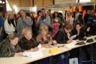 Skaistumkopšanas izstādes «Baltic Beauty 2012» konkursi  - «Body art 2012» un asociatīvā tēla konkurss. Foto sponsors: www.startours.lv 19
