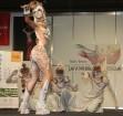 Skaistumkopšanas izstādes «Baltic Beauty 2012» konkursi  - «Body art 2012» un asociatīvā tēla konkurss. Foto sponsors: www.startours.lv 24