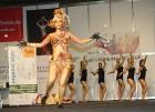 Skaistumkopšanas izstādes «Baltic Beauty 2012» konkursi  - «Body art 2012» un asociatīvā tēla konkurss. Foto sponsors: www.startours.lv 29