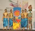 Skaistumkopšanas izstādes «Baltic Beauty 2012» konkursi  - «Body art 2012» un asociatīvā tēla konkurss. Foto sponsors: www.startours.lv 45
