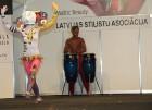 Skaistumkopšanas izstādes «Baltic Beauty 2012» konkursi  - «Body art 2012» un asociatīvā tēla konkurss. Foto sponsors: www.startours.lv 49