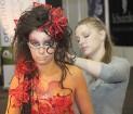 Skaistumkopšanas izstādes «Baltic Beauty 2012» konkursi  - «Body art 2012» un asociatīvā tēla konkurss. Foto sponsors: www.startours.lv 79