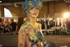 Skaistumkopšanas izstādes «Baltic Beauty 2012» konkursi  - «Body art 2012» un asociatīvā tēla konkurss. Foto sponsors: www.startours.lv 89