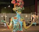 Skaistumkopšanas izstādes «Baltic Beauty 2012» konkursi  - «Body art 2012» un asociatīvā tēla konkurss. Foto sponsors: www.startours.lv 90