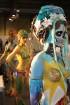 Skaistumkopšanas izstādes «Baltic Beauty 2012» konkursi  - «Body art 2012» un asociatīvā tēla konkurss. Foto sponsors: www.startours.lv 92