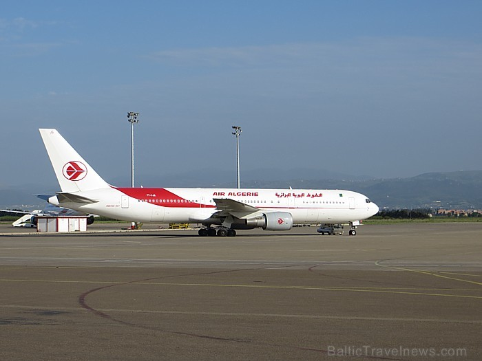Lai nokļūtu Alžīrijā, kā arī veiktu reģionālos pārlidojumus, droši var izmantot lidsabiedrības Air Algerie pakalpojumus 93064