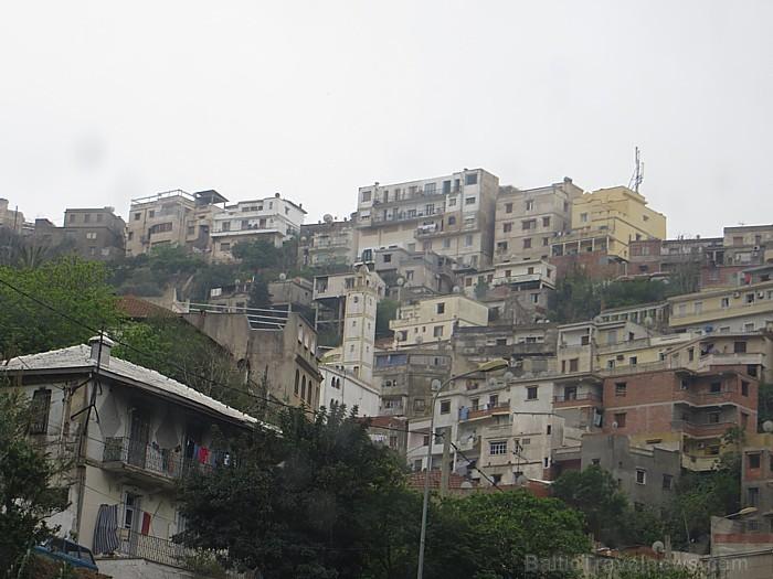 Alžīras pilsēta ir