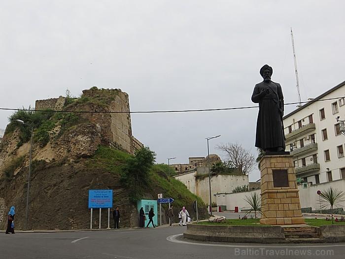 Alžīras vecpilsētas sirds ir Kasbaha 93097