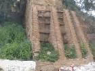 Daudzviet par būvju iepriekšējo varenumu liecina vien drupas 35