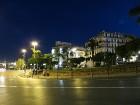 Alžīras pilsētas centrs naktī 77