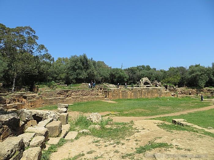 Aptuveni 50 gadus pēc Kristus dzimšanas Tipazā tika dibināta romiešu kolonija 93290