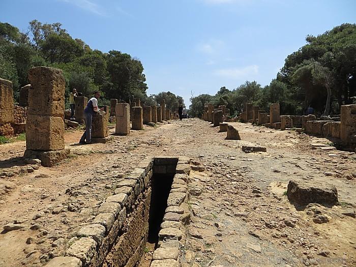Senais pilsētas ceļš
